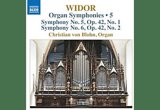 Christian Von Blohn - Organ Symphonies,Vol.5  - (CD)