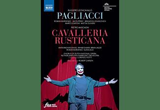 Perez/Jovanovich/Viotti/Netherlands PO - Pagliacci/Cavalleria rusticana  - (DVD)