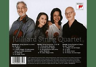 Juilliard String Quartet - Streichquartette  - (CD)