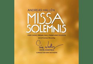 Erik/erik Westberg Vocal Ensemble Westberg - MISSA SOLEMNIS  - (CD)
