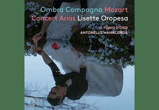 Lisette Oropesa - OMBRA COMPAGNA - MOZART CONCERT ARIAS  - (SACD Hybrid)