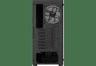 AEROCOOL Prime ARGB V2 PC-Gehäuse, Schwarz