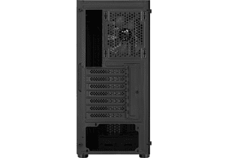 AEROCOOL Prime V1 PC-Gehäuse, Schwarz