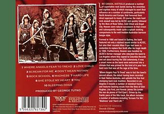 Heaven - WHERE ANGELS GO TO TREAD  - (CD)