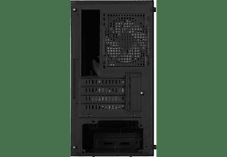 AEROCOOL Atomic Lite V1 PC-Gehäuse, Schwarz