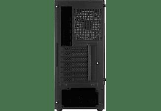 AEROCOOL Bionic V2 Schwarz PC-Gehäuse, Schwarz