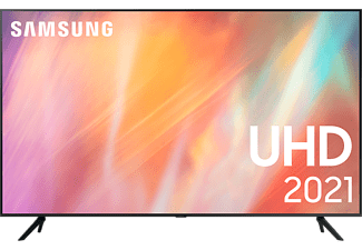 "SAMSUNG UE43AU7105KXXC 43"" 4K UHD Smart-TV 2021 - Titan Grey"