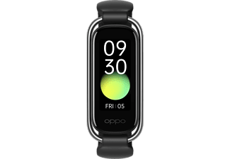 Pulsera de actividad - OPPO Band Style, Frecuencia cardiaca, 12 modos de ejercicios, Resistencia al Agua 5ATM