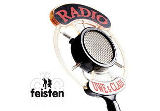 Die Feisten - Radio Uwe And Claus (ltd/Black Vinyl)  - (Vinyl)