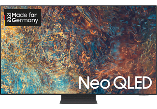 SAMSUNG GQ75QN91A Neo QLED TV (Flat, 75 Zoll / 189 cm, UHD 4K, Tizen)
