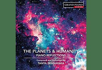 Ekanayaka Tanya - The Planets And Humanity  - (CD)