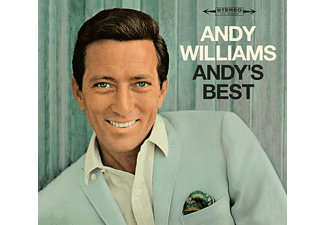 Andy Williams - ANDY'S BEST  - (CD)