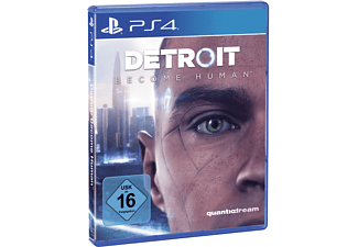 Detroit Become Human - [PlayStation 4]