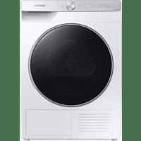 SAMSUNG DV90T8240SH/S2 Wärmepumpentrockner Frontlader 9 kg Weiß
