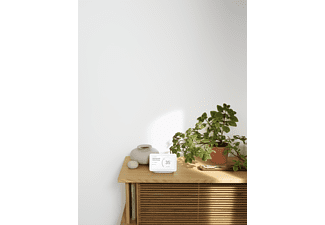 GOOGLE Google Nest Hub (2. Generation) Smart Display, Kreide