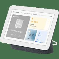GOOGLE Google Nest Hub (2. Generation) Smart Display, Carbon