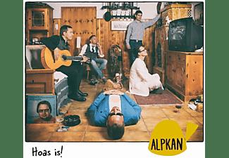 Alpkan - Hoas is!  - (CD)
