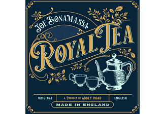 Joe Bonamassa - ROYAL TEA (LTD.ARTBOOK CD+SHINY GOLD VINYL)  - (CD)