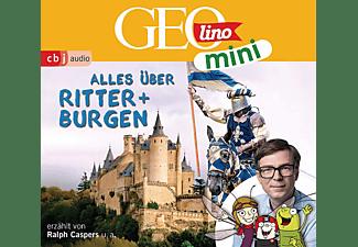 Versch,Oliver,  Kammerhoff,Heiko,  Ronte-Versch,J - GEOLINO MINI: Alles über Ritter und Burgen  - (CD)