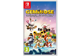 Nintendo Switch Geminose: Animal Popstars