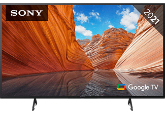 "SONY X81J 43"" 4K Smart-Tv med HDR - KD43X81JAEP"