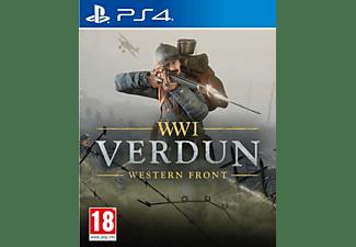 PS4 WWI Verdun: Western Front