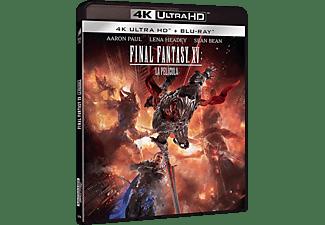 Final Fantasy XV: La Película - 4K Ultra HD + Blu-ray