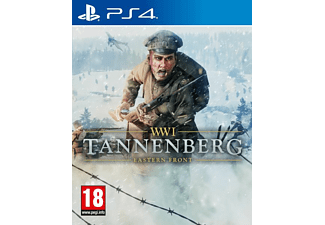 PS4 WWI Tannenberg: Eastern Front