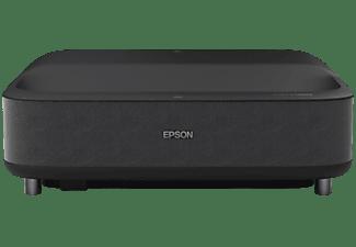 Proyector - Epson EH‑LS300B, 3600 lm, Full HD, Láser, USB-A, Mini-USB tipo B, HDMI, LAN, Negro