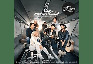 VARIOUS - Sing meinen Song - Vol. 8 Deluxe  - (CD)