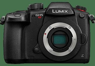 Cámara Evil - Panasonic Lumix DC-GH5S, Sensor Live MOS, 10.28 MP, 4K, Wi-Fi, Bluetooth, Negro