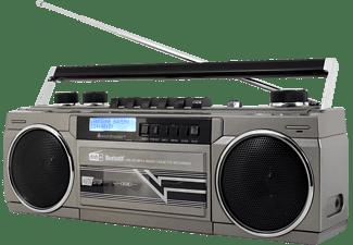 SOUNDMASTER SRR70TI Radiokassettenrekorder, Titan