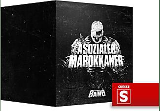 Farid Bang - Super ASOZIALER MAROKKANER (S-Box)  - (CD + Merchandising)