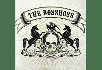 Boss Hoss - Rodeo Radio (Braun Transparent)  - (Vinyl)