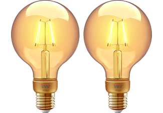 INNR LIGHTING Filament Globe vintage RF261-2 (2er Pack) Leuchtmittel Warmweiß