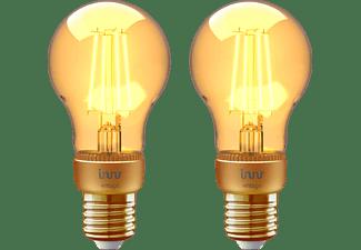 INNR LIGHTING Filament vintage RF263-2 (2er Pack) Leuchtmittel Warmweiß