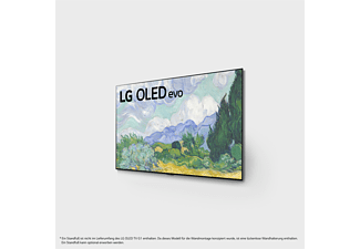 LG OLED77G19LA OLED TV (Flat, 77 Zoll / 195 cm, UHD 4K, SMART TV, LG webOS 6.0)