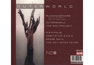 N E O (Near Earth Orbit) - Outerworld  - (CD)