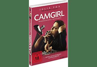 Camgirl - Wahnsinnige Begierde DVD