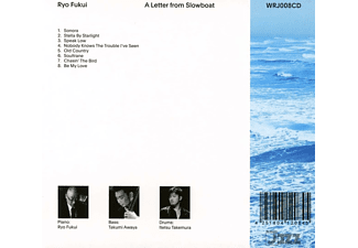 Ryo Fukui - A Letter from Slowboat  - (CD)