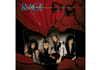 Silent Rage - Shattered Hearts (Collector's Edition)  - (CD)