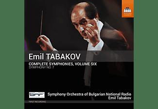 Emil/so Of Bulgarian National Radio Tabakov - Complete Symphonies - Vol.6  - (CD)