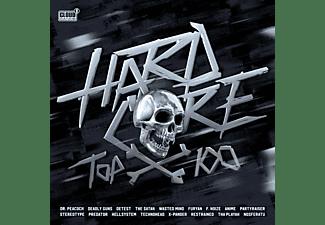 VARIOUS - HARDCORE TOP 100 - 2021  - (CD)