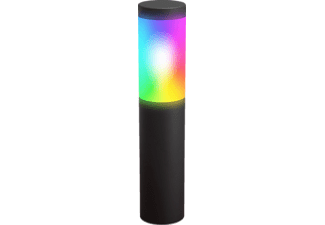 INNR LIGHTING Outdoor Pedestal light OPL 130 CP RGBW Leuchtmittel 16 Millionen Farben
