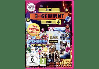 3-In-1 3-Gewinnt Box 4 - [PC]