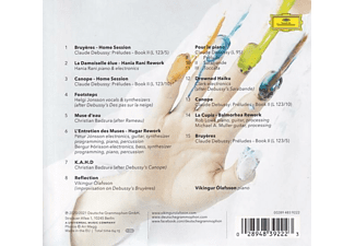 Vikingur Olafsson - Reflections [CD]