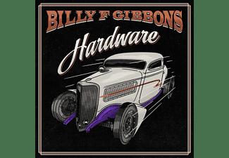 Billy F Gibbons - Hardware CD