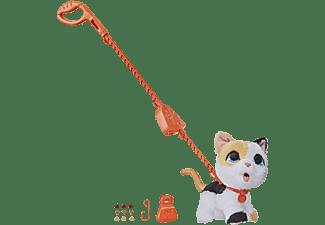 HASBRO furReal Poopalots Große Racker Katze Spielzeugtier Mehrfarbig