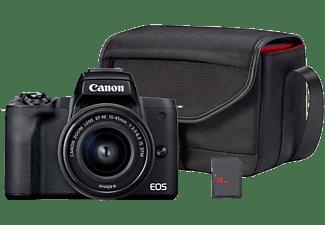 CANON Appareil photo hybride EOS M50 Mark II VUK 2021 kit