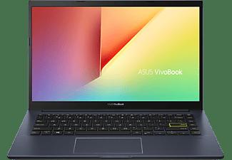 "Portátil - Asus VivoBook14 F413JA-EK307T, 14"", Intel® Core™ i7-1065G7, 8GB RAM, 512GB SSD + 32GB Optane™, W10"